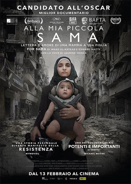 ALLA MIA PICCOLA SAMA-FOR SAMA