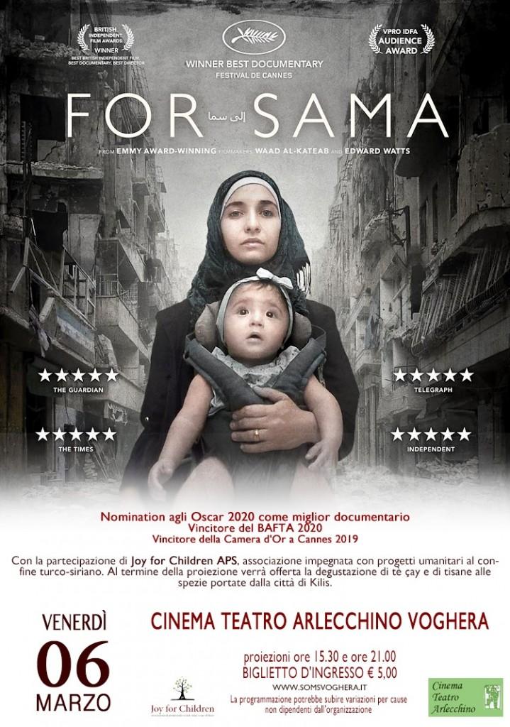 Alla mia piccola Sama: la guerra in Siria raccontata alla figlia