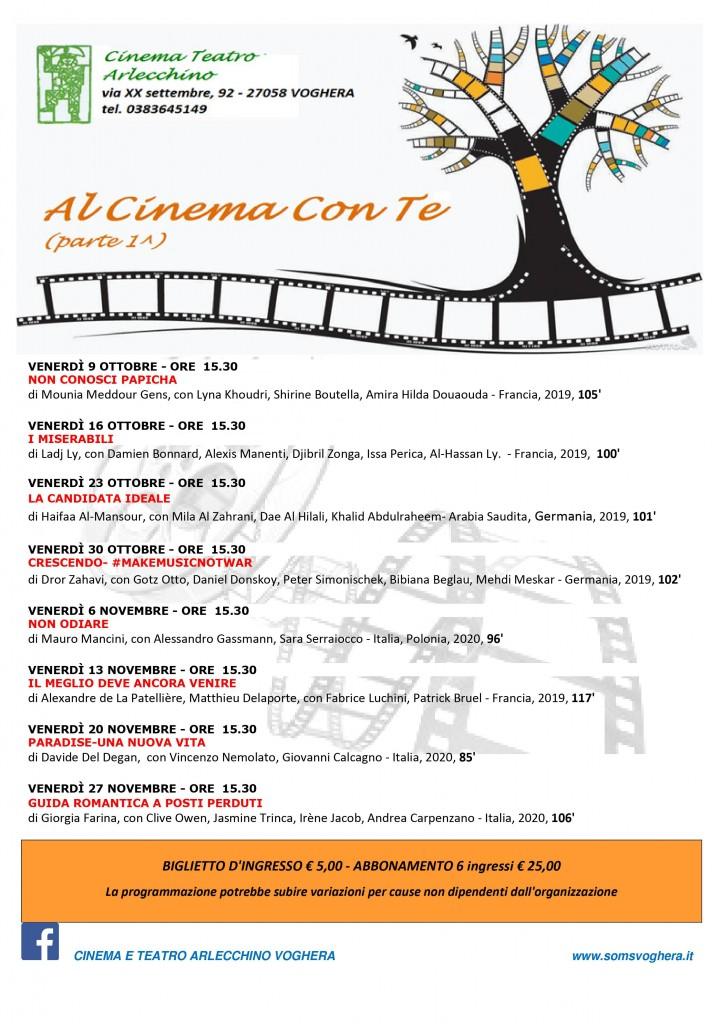 Al cinema con … TE